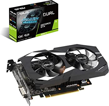 ASUS Dual GeForce GTX 1660 Ti HDCP Ready Video Card + NVIDIA Gift