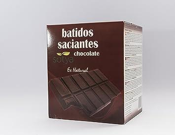 SOTYA Batidos Chocolate sobres monodosis 7x30g: Amazon.es: Salud y cuidado personal