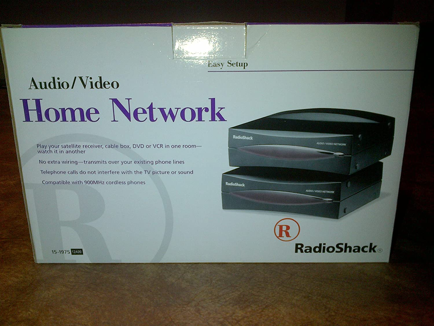 Amazon.com: Audio/Video Home Network Model 15-1975: Home Audio & Theater