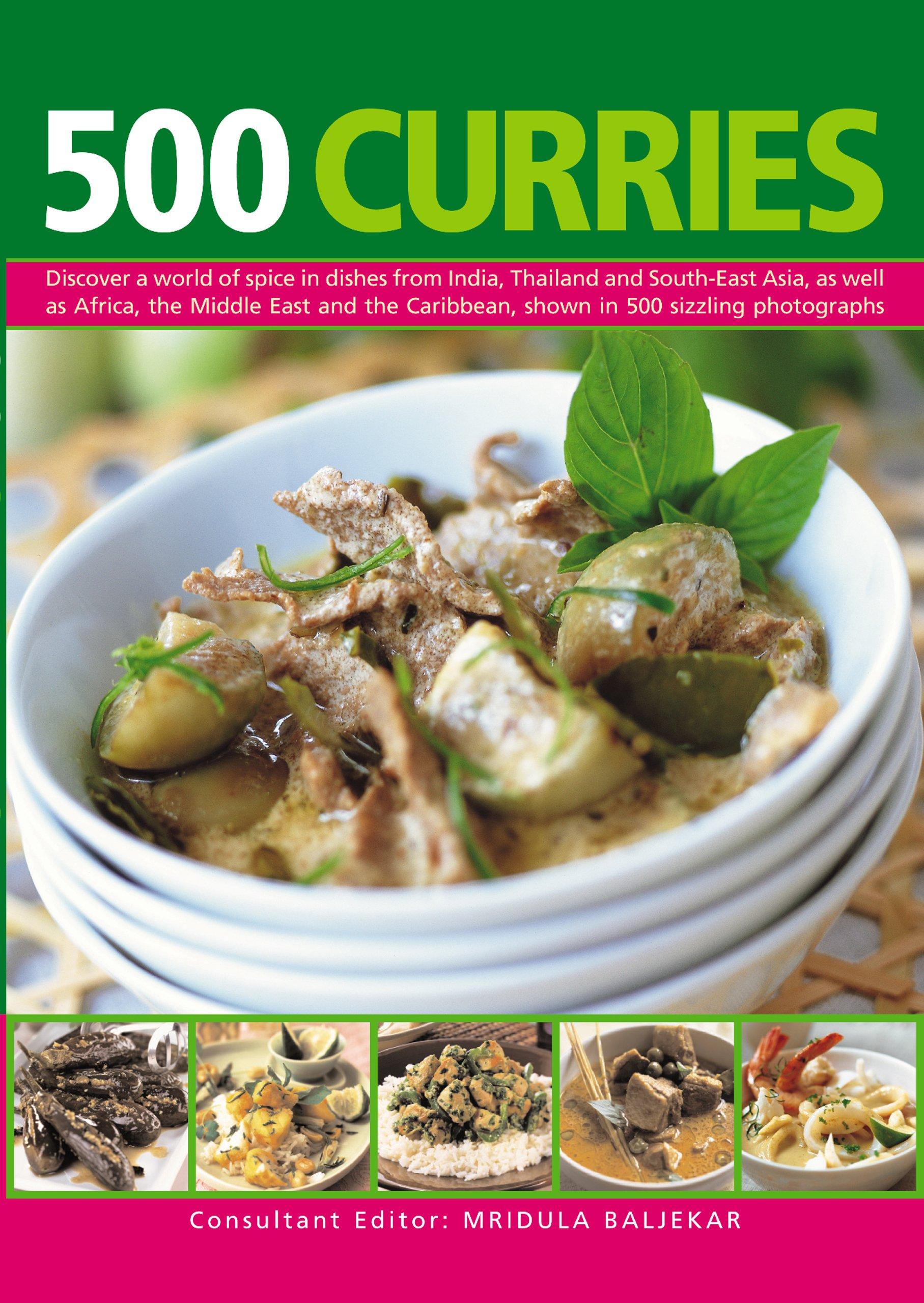 Download 500 Curries ebook