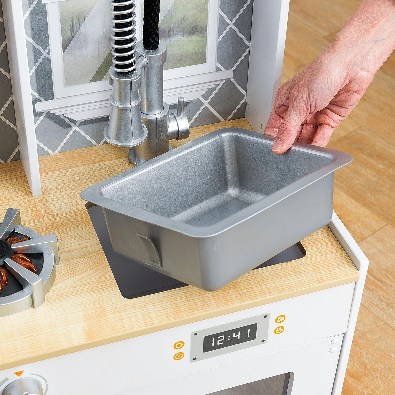 dd8d3652a5644 Kidkraft Let s Cook Kitchen  Amazon.es  Juguetes y juegos