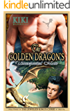 The Golden Dragon's Unexpected Mate: The Jeweled Dragon's Curse Mpreg Romance Book One