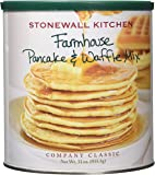 Stonewall Kitchen Farmhouse Pancake & Waffle Mix (2 Pack (33 oz))