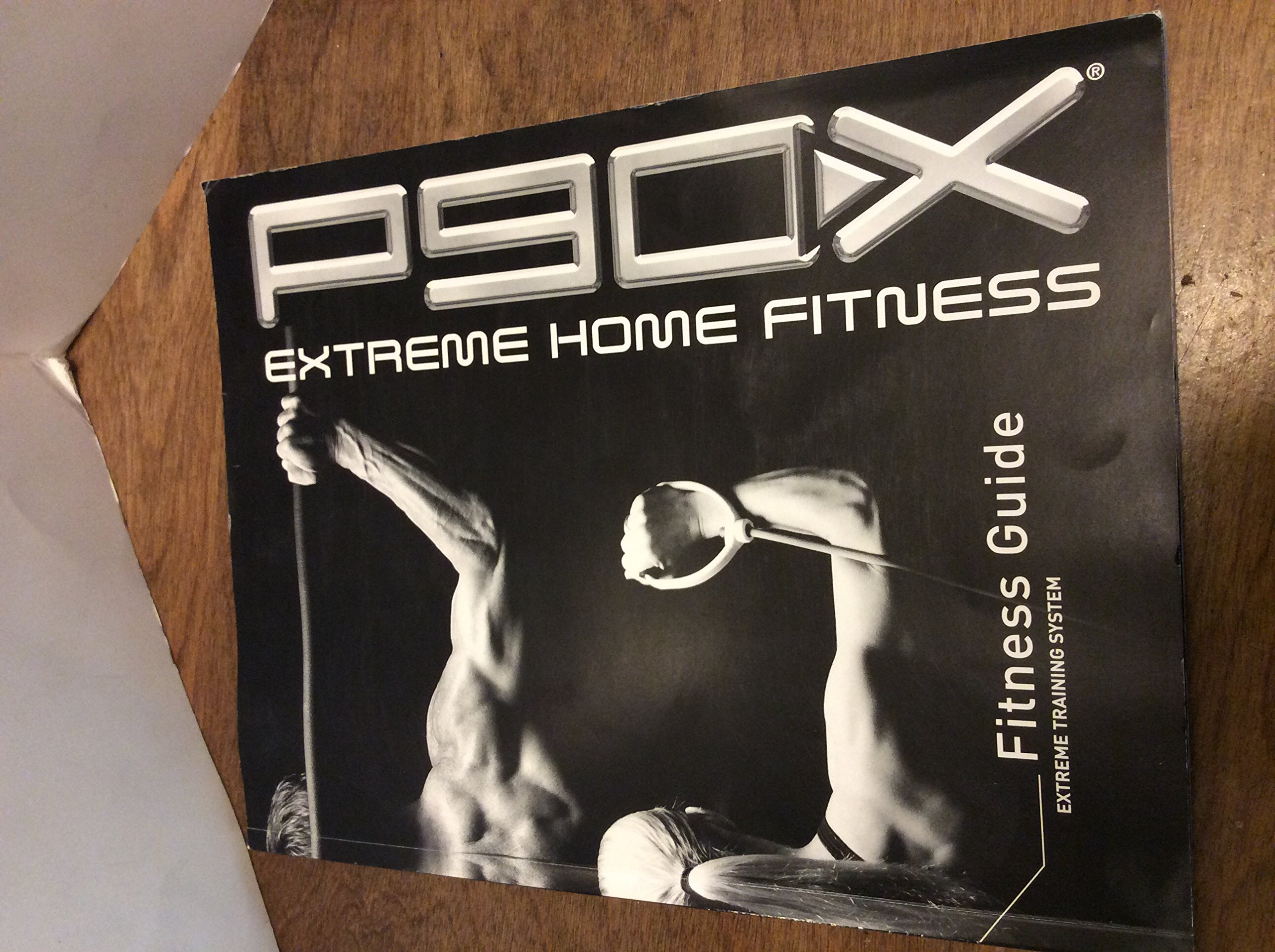 P90X Extreme Fitness Guide Nutrition product image