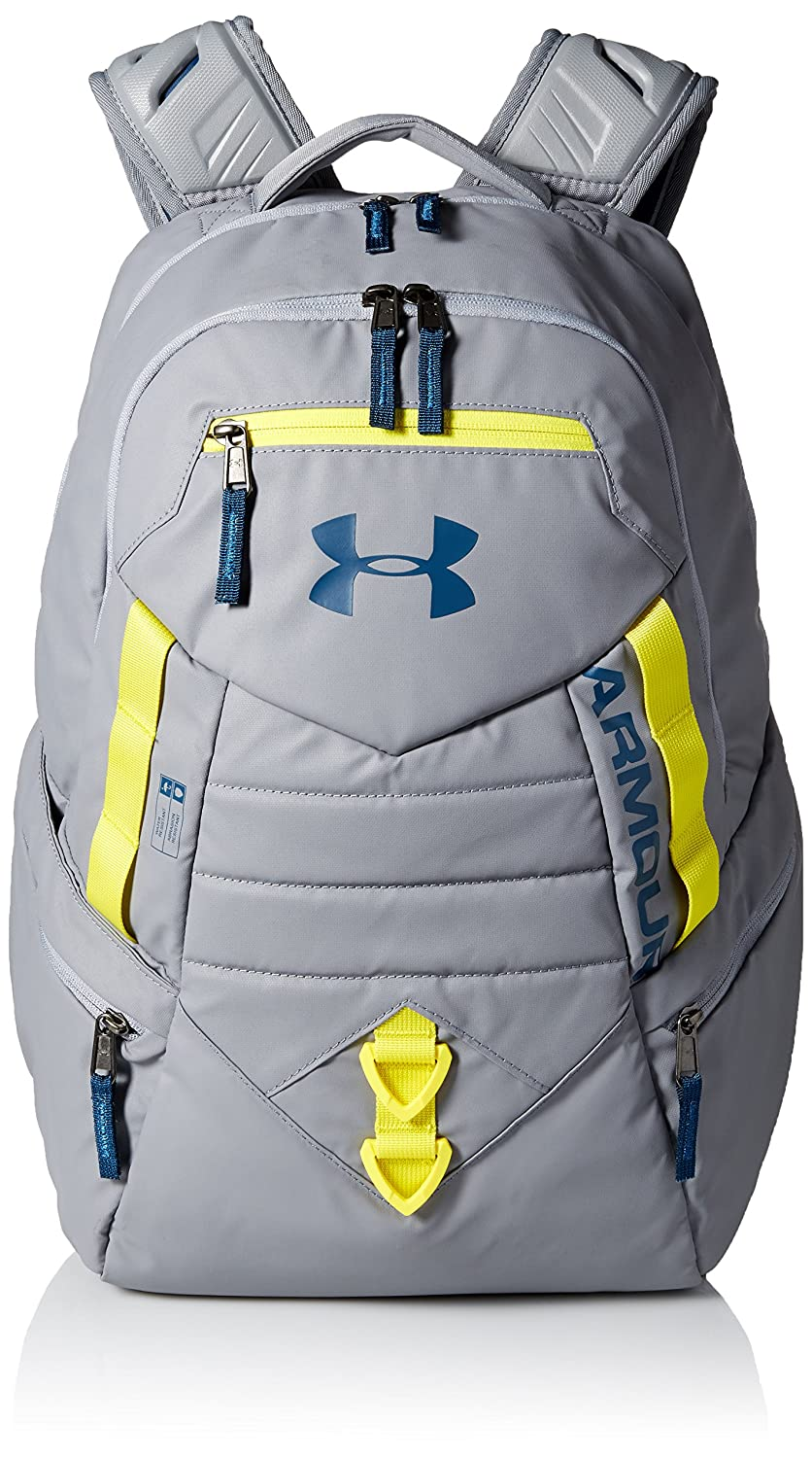 fb516cbb6a Under Armour Quantum Backpack, Steel, One Size, Backpacks - Amazon ...
