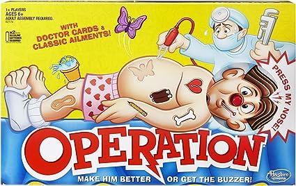 Operation (EA)