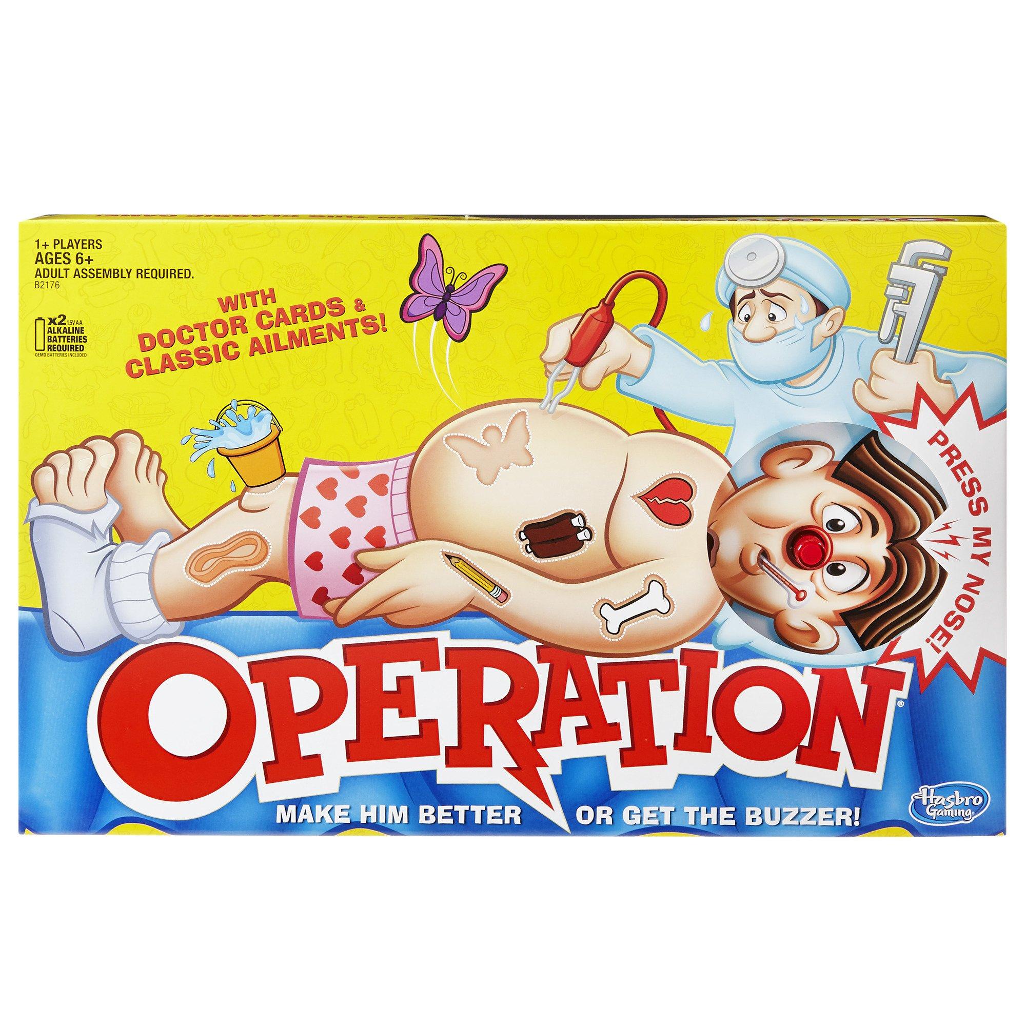 Operation (EA) by Hasbro