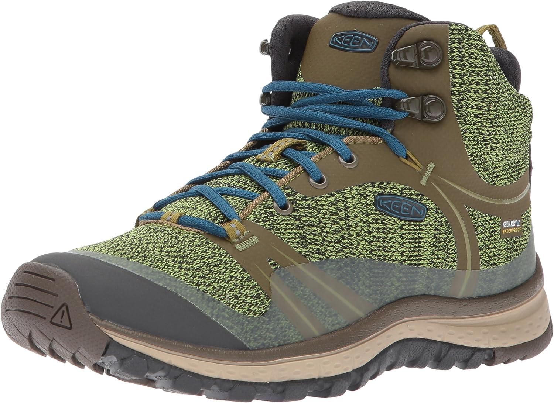 KEEN Womens Terradora Mid Wp Hiking Boot