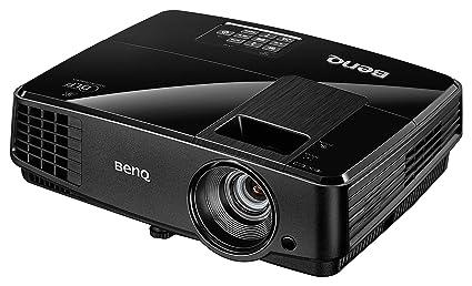 BenQ MS506 - Proyector DLP SVGA (3200 lumens, Altavoz Incorporado), Color Negro