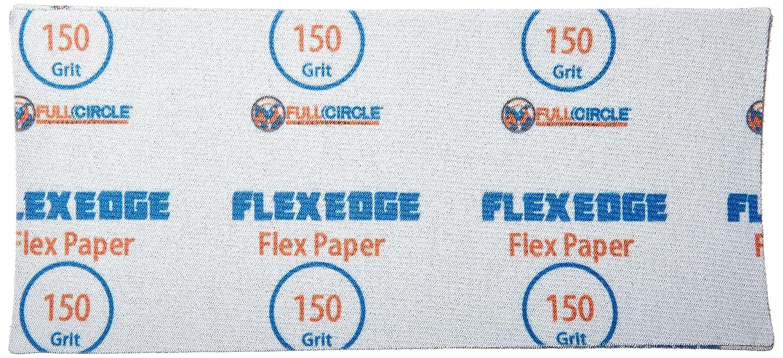 FE150 Flex Paper Sandpaper Sanding Sheets 150 Grit Full Circle International Inc