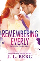 Remembering Everly (Lost & Found Book 2) Kindle Edition