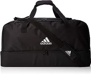 Adidas Unisex Child Tiro Du Bc L Sports Bag - Black/White, 66 cm x 34.5 cm x 32 cm
