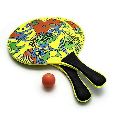 Amazon.com: Pro Impact - Juego de bolas de remo de color ...