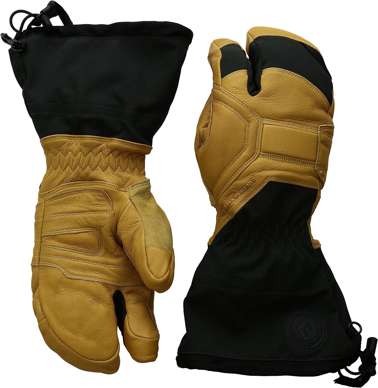 Black Diamond Mens Guide Finger Glove