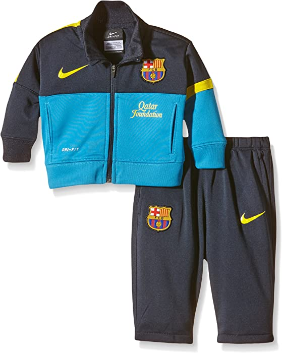 Nike Chandal FC Barcelona -Bebé-  Amazon.es  Deportes y aire libre afbf3dc1b0f