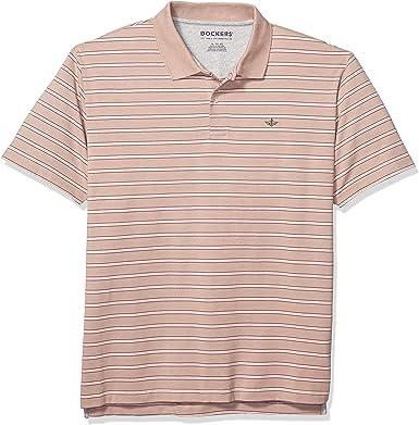 dockers Short Sleeve Performance Polo Camisa Hombre: Amazon.es ...
