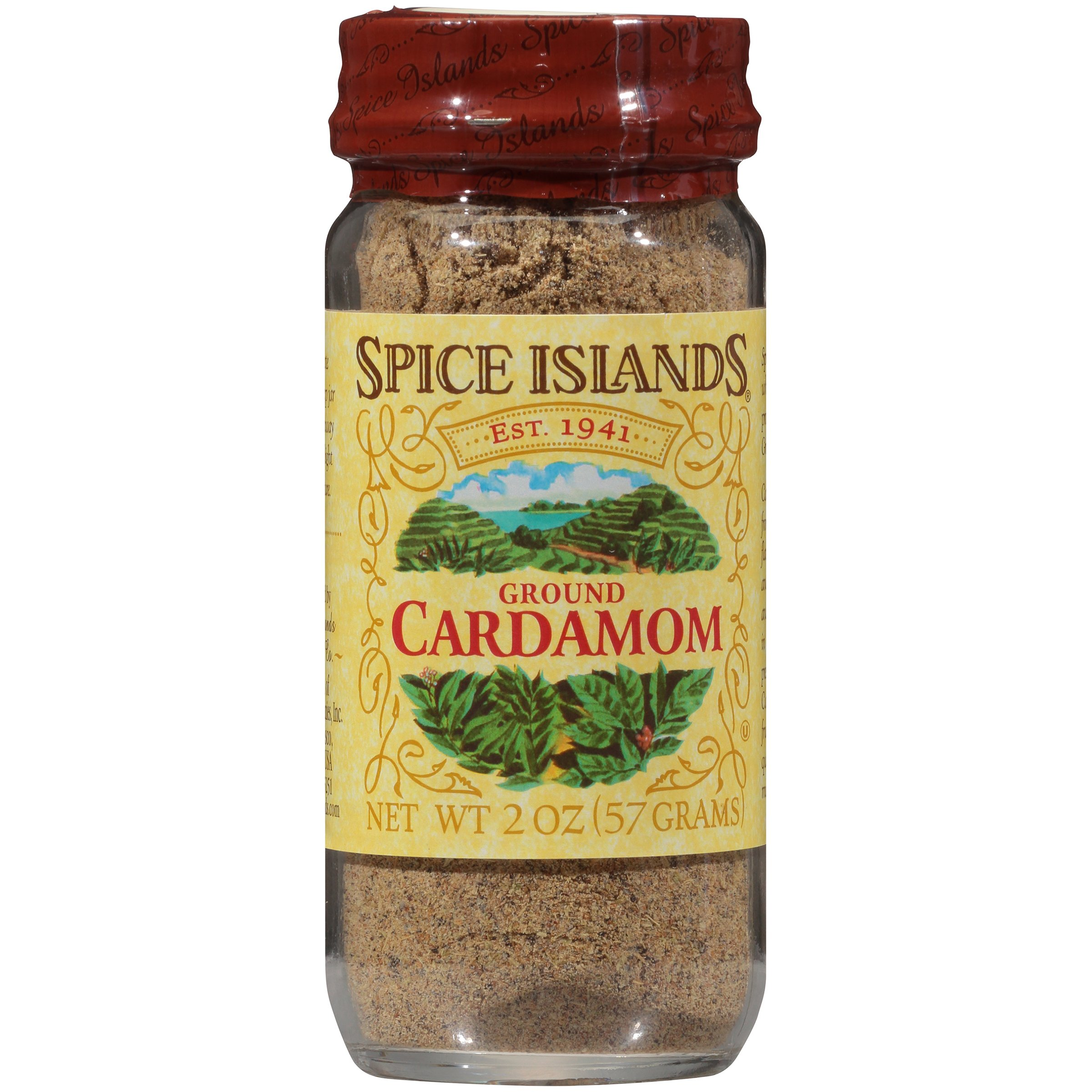 Spice Islands Ground Cardamom, 2 oz