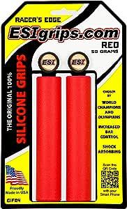 ESI Puños RACERS Edge Color Rojo: Amazon.es: Deportes y aire libre