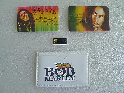 Amazon 8gb Bob Marley Music Legend Musician Business Credit