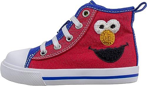 Sesame Street Elmo Shoes, Hi Top