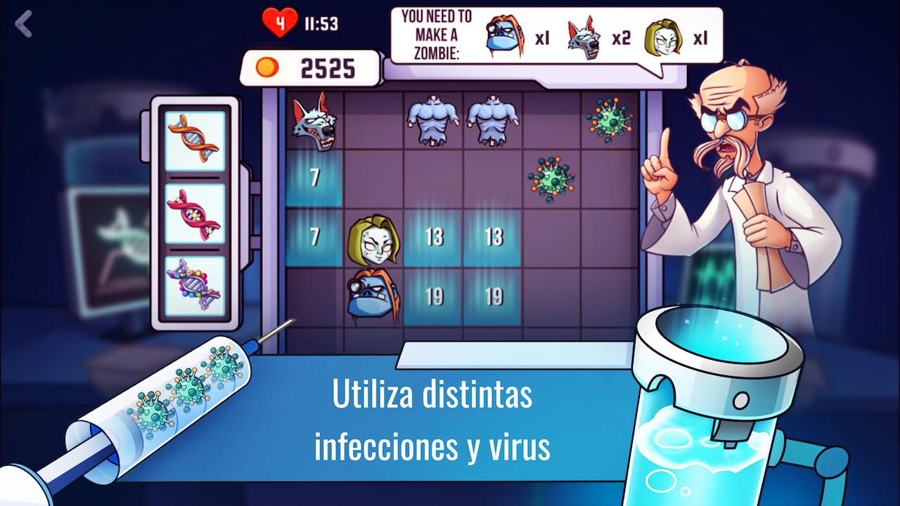 Zombie Puzzle - Virus Lab: Amazon.es: Appstore para Android
