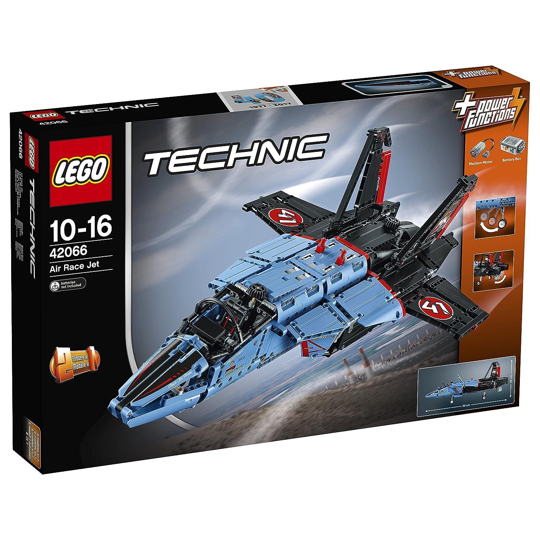 Lego jato de corrida 42066