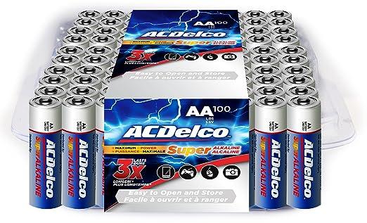*HOT PRICE!* Amazon – ACDelco Super Alkaline AA Batteries