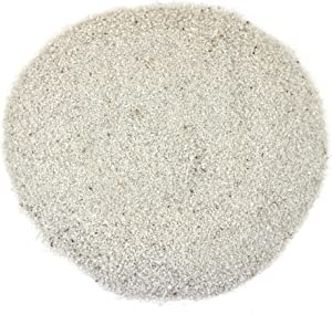 Koyal Wholesale Centerpiece Vase Filler Decorative Sand, 4.5-Pound, White