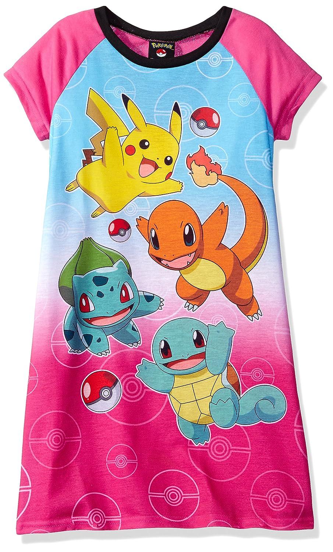 Pokemon Girls' Nightgown Pokemon Girls' Nightgown 21PK052GDSDZ