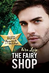The Fairy Shop (2019 Advent Calendar - Homemade for the Holidays) Kindle Edition