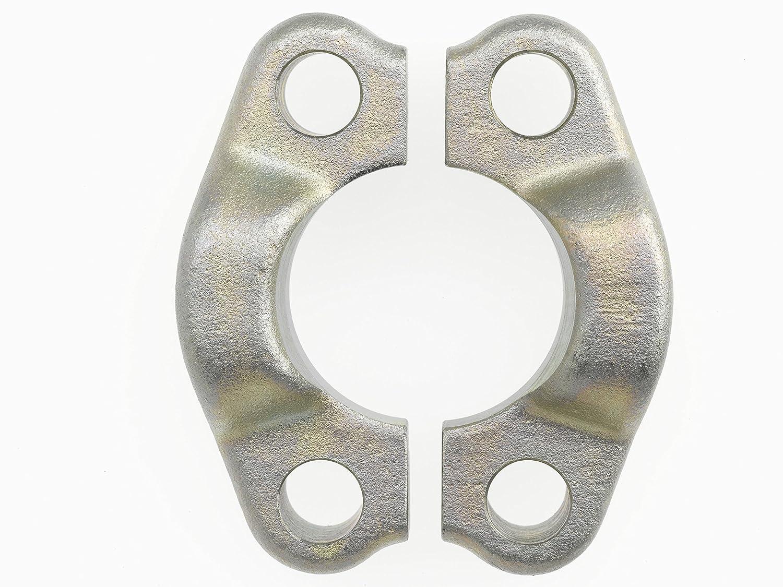 Brennan Industries 1951-64 Steel Split Flange 4 Flange 4 Flange Inc. Code 61 Pairs