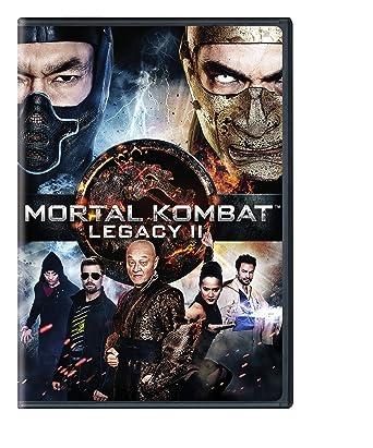 Amazoncom Mortal Kombat Legacy Ii Jr Harry Shum Casper Van