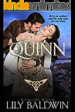 Quinn: A Scottish Outlaw (Highland Outlaws Book 2)