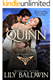 Quinn: A Scottish Outlaw (Highland Outlaws Book 2)