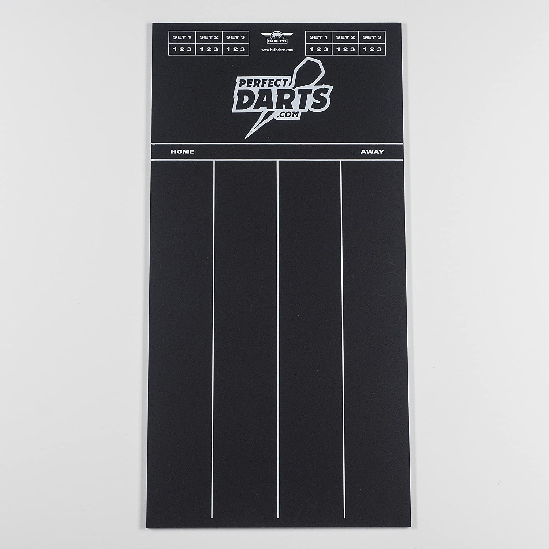 Perfectdarts Darts Scoreboard Tafel 60cm x 30cm