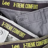 LEE Men's Performance Series Extreme Comfort Khaki