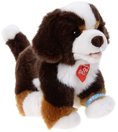 Heinrich Bauer Pia Pia Club 17100 Bernese Mountain Dog Sitting 20 cm