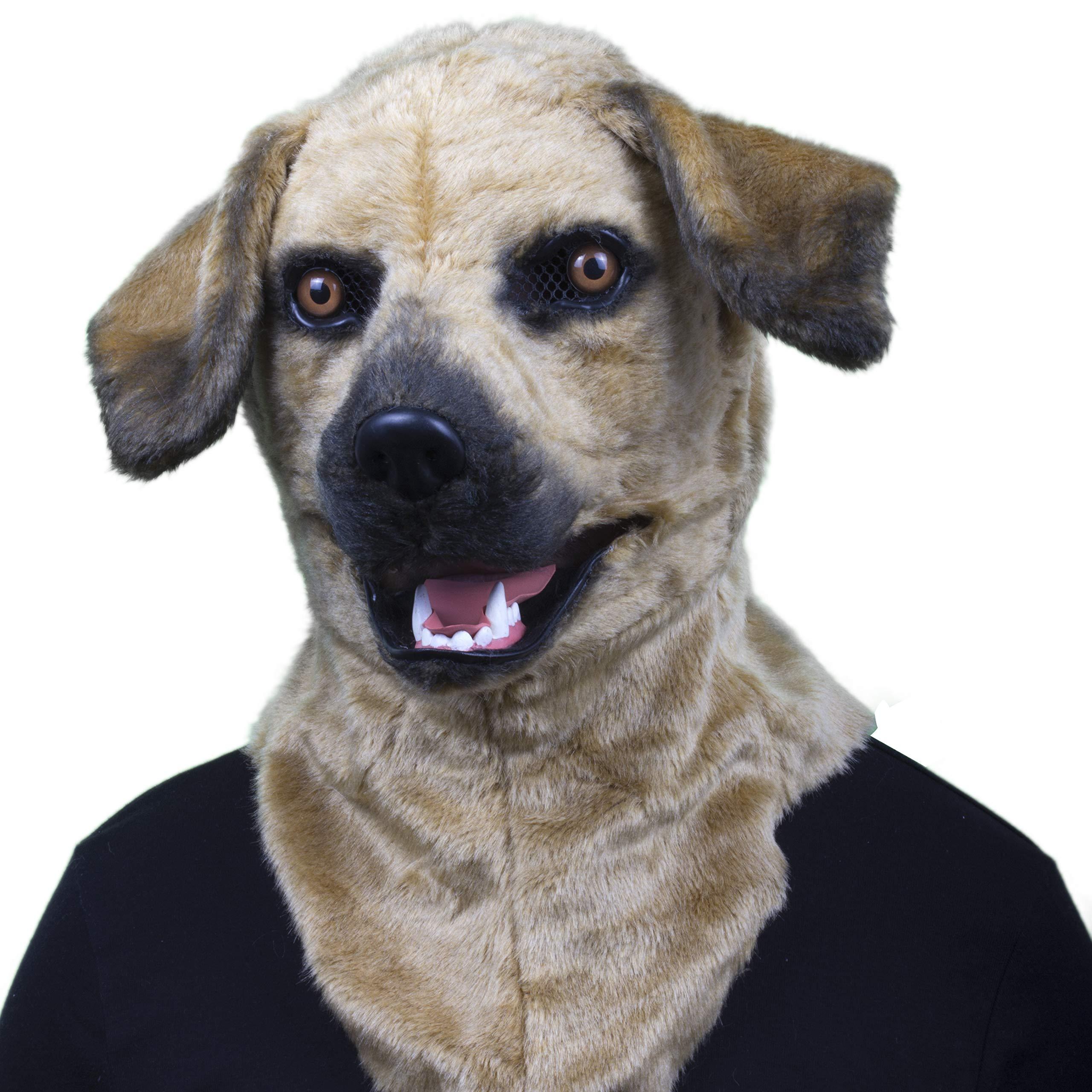 Thumbsup UK, Dog Mask, Costume, MRDOG