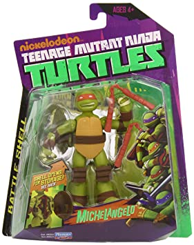 Tortugas Ninja - Playset (Flair 90523): Amazon.es: Juguetes ...