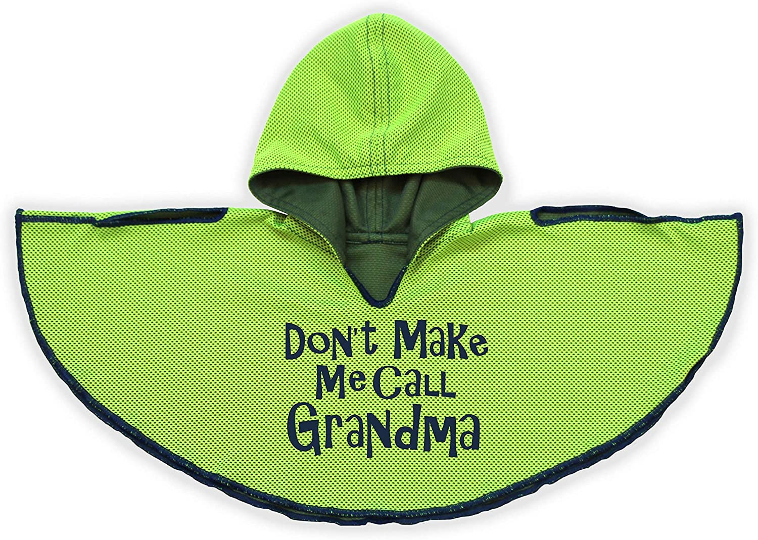 Cooling Capes - New - Don't Make Me Call Grandma Just Soak The Cape in Water and Feel The Cooling Effects