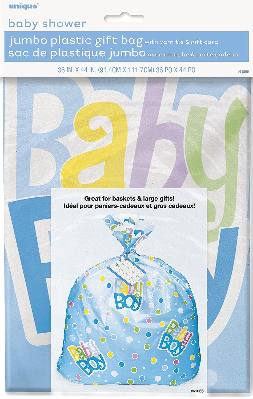 Una de las partes 44 x 36 pulgadas Dot Baby Shower bolsa de regalo ...