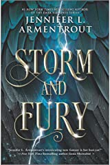 Storm and Fury (The Harbinger Series Book 1) Kindle Edition