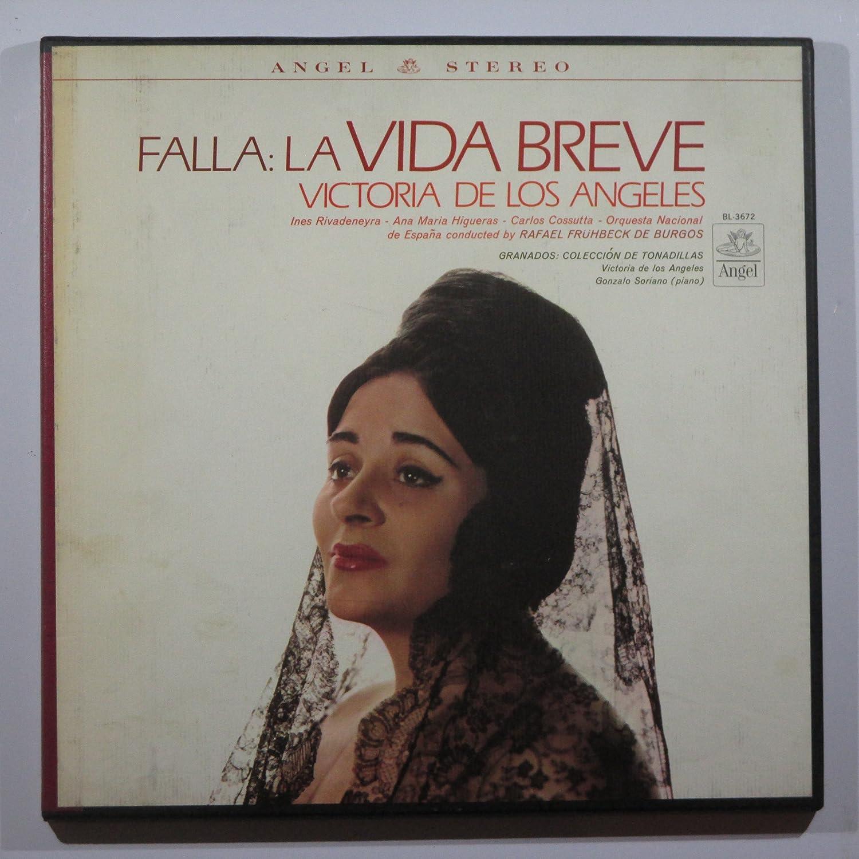 Burgos Falla Soriano - Burgos Falla Soriano La Vida Breve Vinyl - Amazon.com Music