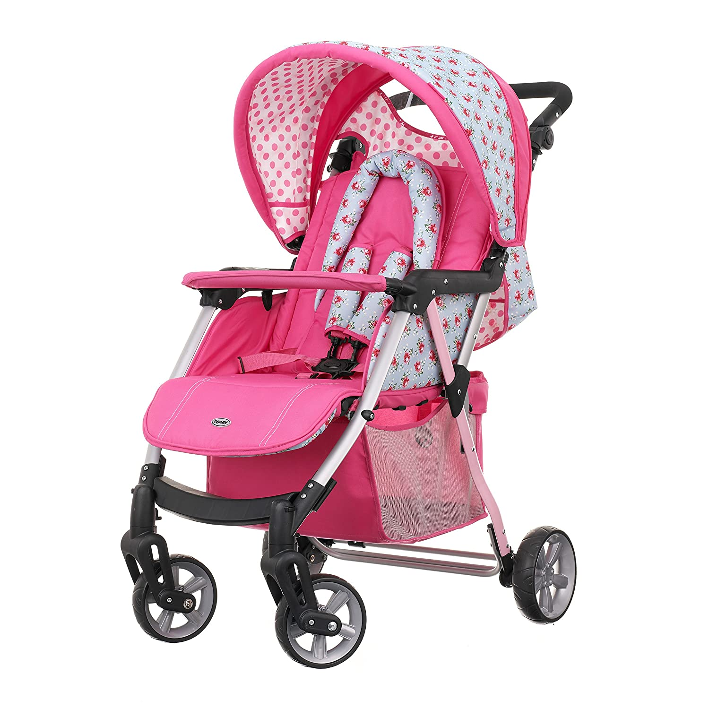 Obaby Hera Stroller, Cottage Rose Kims Baby Equipment Co Ltd 10OB3912