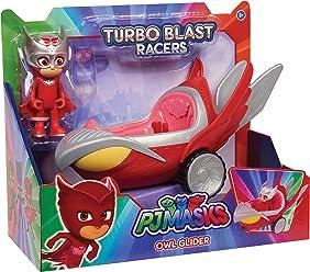 PJ Masks Turbo Blast Vehicles Owlette 24977