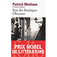 Rue des Boutiques Obscures (Folio t. 1358) (French Edition)