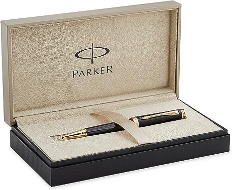 S0960820 Parker Premier Monochrome Titanium PVD Edition Ballpoint Pen New