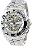 ANDROID Men's AD649AS Corsair Analog Automatic-Self-Wind Silver Watch