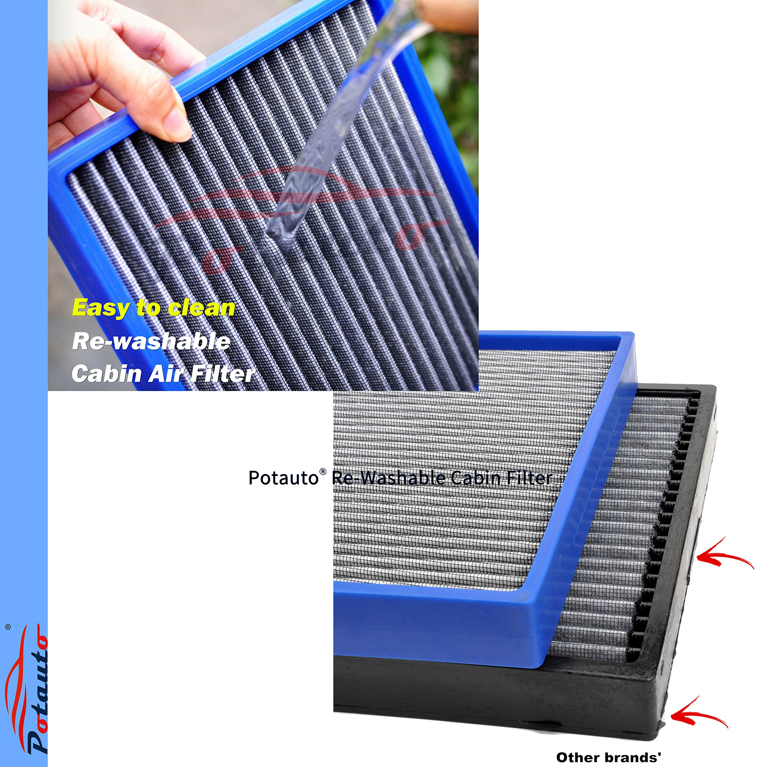 C35667 Cabin Air Filter For JAGUAR F-PACE 2018 XE 2017-2018 OE#87139-YZZ08