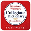 Merriam Webster\'s Collegiate Dictionary [Online Code]